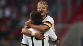 Lewis Holtby (Germany)