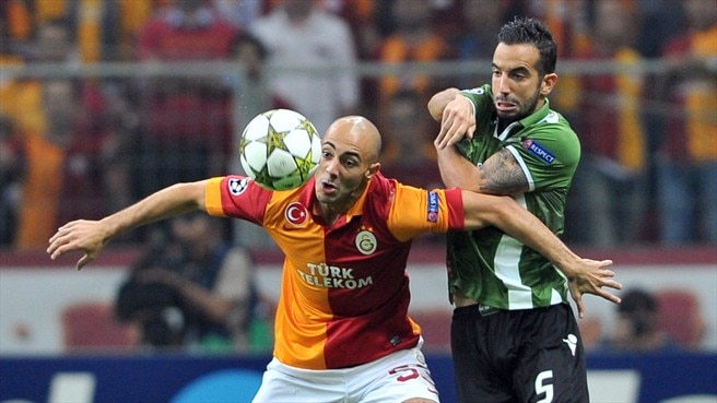 Factos: Braga - Galatasaray