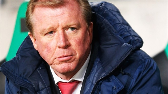 McClaren deixa leme do Twente