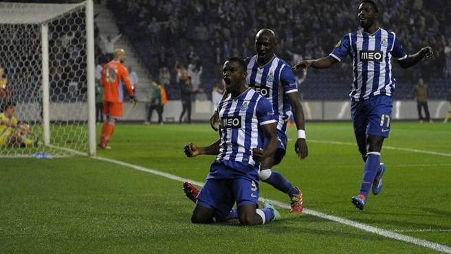 "Jackson coloca FC Porto na ""pole position"""