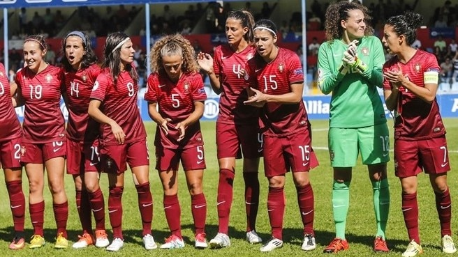 "Portugal e Roménia prontos para o "" play-off"" do EURO Feminino"