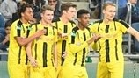 Resumo UEFA Youth League: Maccabi Haifa - Dortmund