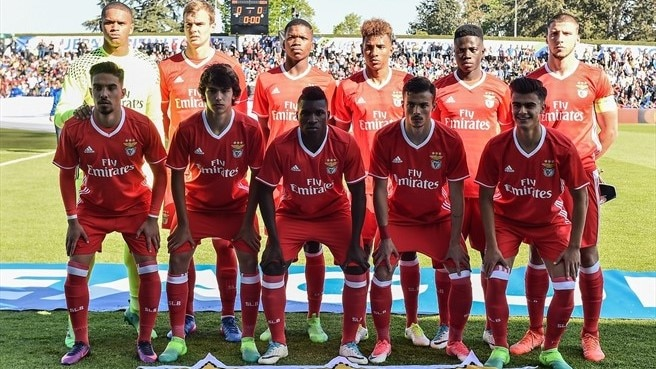 Perfil do finalista da UEFA Youth League: Benfica