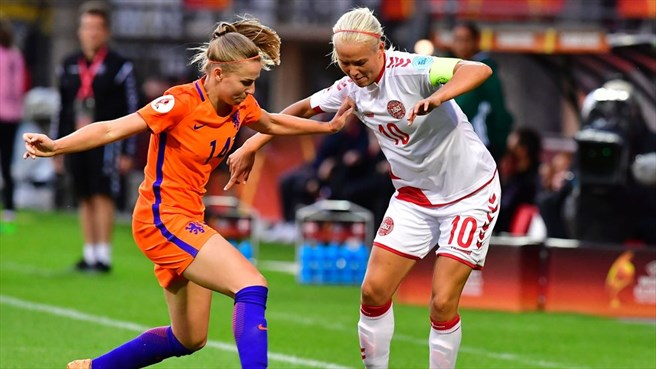 Holanda - Dinamarca: factos da final do EURO Feminino