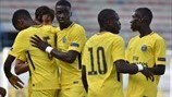 Anderlecht v Paris Saint-Germain