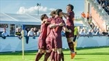 Resumo da Youth League: Man. City 4-5 Barcelona