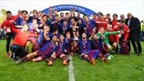 Resumo da final da UEFA Youth League