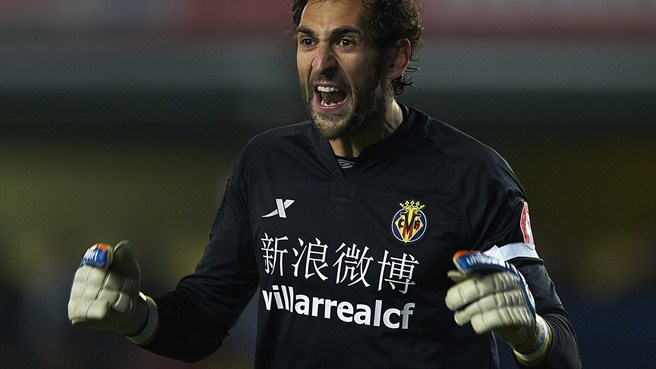 Diego López regressa a Madrid