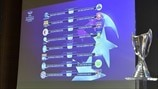 UEFA Women's Champions League round of 16 draw