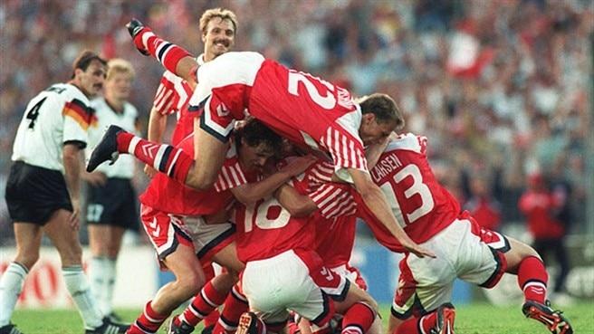 1992: De repescados a campeões