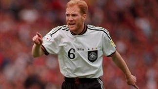 Sammer assume destaque no êxito do EURO '96