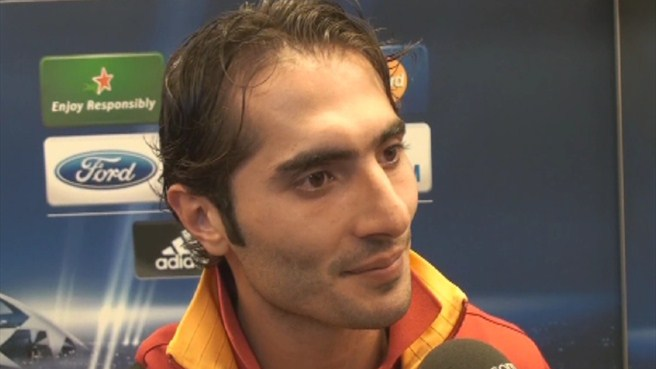 Triunfo sobre o United normal para Hamit