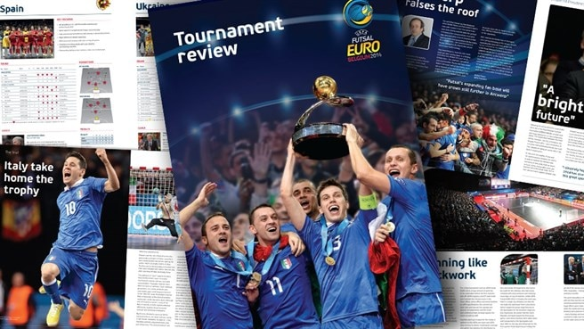 Retrospectiva do UEFA Futsal EURO 2014