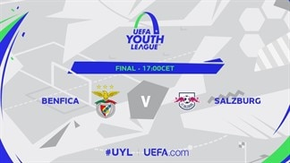 Onde ver a final da UEFA Youth League
